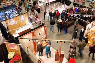 Discover handmade gifts in downtown Raleigh November 6 - 8, 2015 at the 46th Annual Fine Designer Crafts Show.